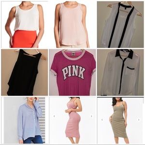 18 Pieces of clothing
